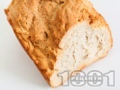 Рецепта Хрупкав типов хляб с грис за хлебопекарна